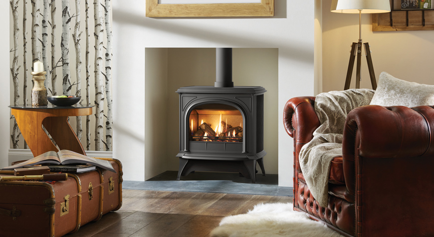 Huntingdon 40 Gas Stove